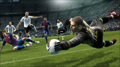 Виртуален футбол